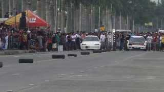 tagum city car drag racing 2013