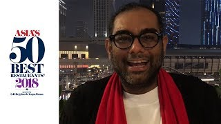 50 Seconds With Chef Gaggan Anand of Gaggan