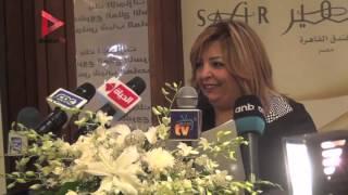 بالفيديو| تكريم الليثي والعامري فاروق و