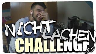 """DIE """"NICHT LACHEN"""" CHALLENGE! 5.0"""