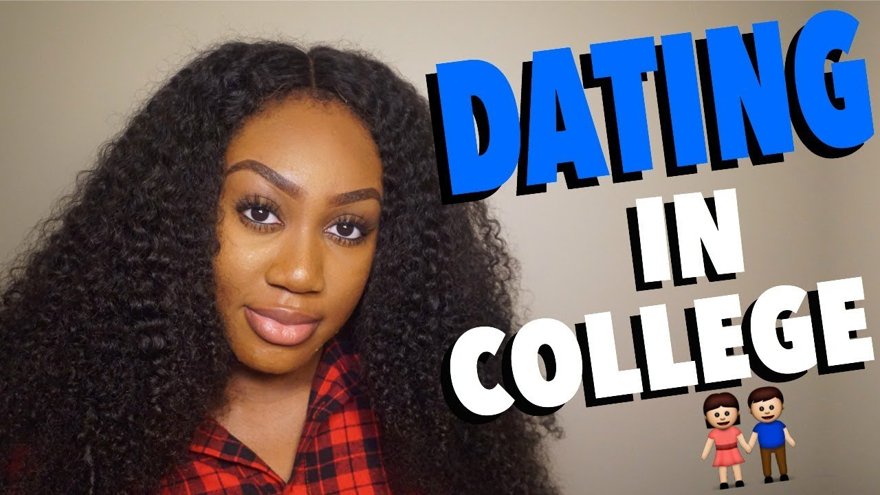 DATING IN COLLEGE + SPILLING THE TEA ON ME #GirlTalk