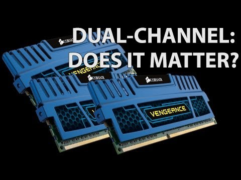 RAM Benchmark: Dual-Channel vs. Single-Channel - Does it Matter?