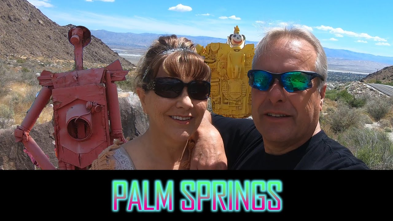 Traveling Palm Springs Indian Style