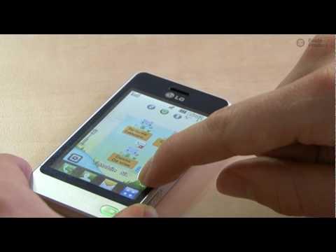 Video: review LG GD510 Pop