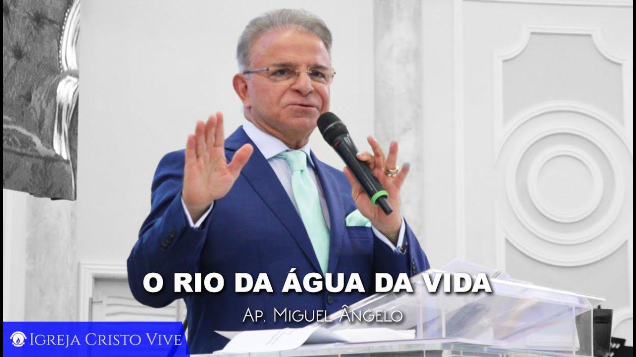 O Rio da Água da Vida - Domingo - noite 01/11/2020