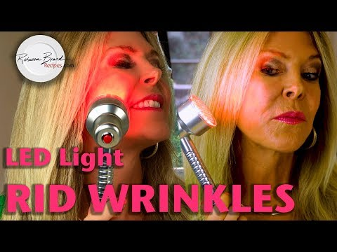 Quasar MD PLUS Red LED Light Therapy For Wrinkle Reduction BEAUTY