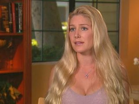 Heidi Montag Reveals Plastic Surgery Regrets