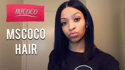 14 INCH NATURAL STRAIGHT BOB WIG FT MSCOCO HAIR❗️