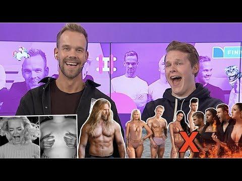 PANELET #133: Insta-hunk, drøy kjendisvideo og Vegard X «Wahlgrens Värld»