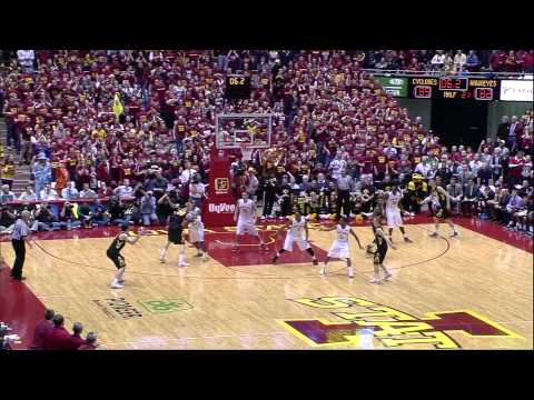 Final Seconds: Iowa at Iowa State Men