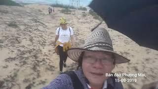 Bán đảo Phương Mai . 15-09-2019 .Thành Vân.