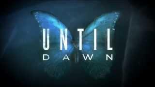 Until Dawn - Трейлер даты релиза - Эксклюзивный хоррор PS4