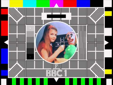 BBC 1 Test Card Mock - Talking Guitars (Complete)