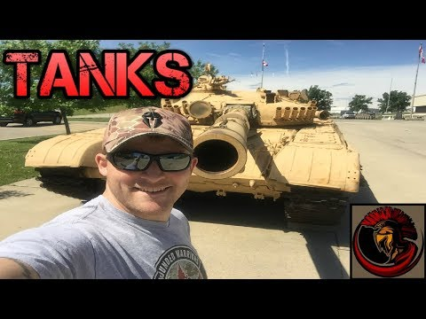 Military Museum of Calgary Trip - Tanks, Ships, Jets!
