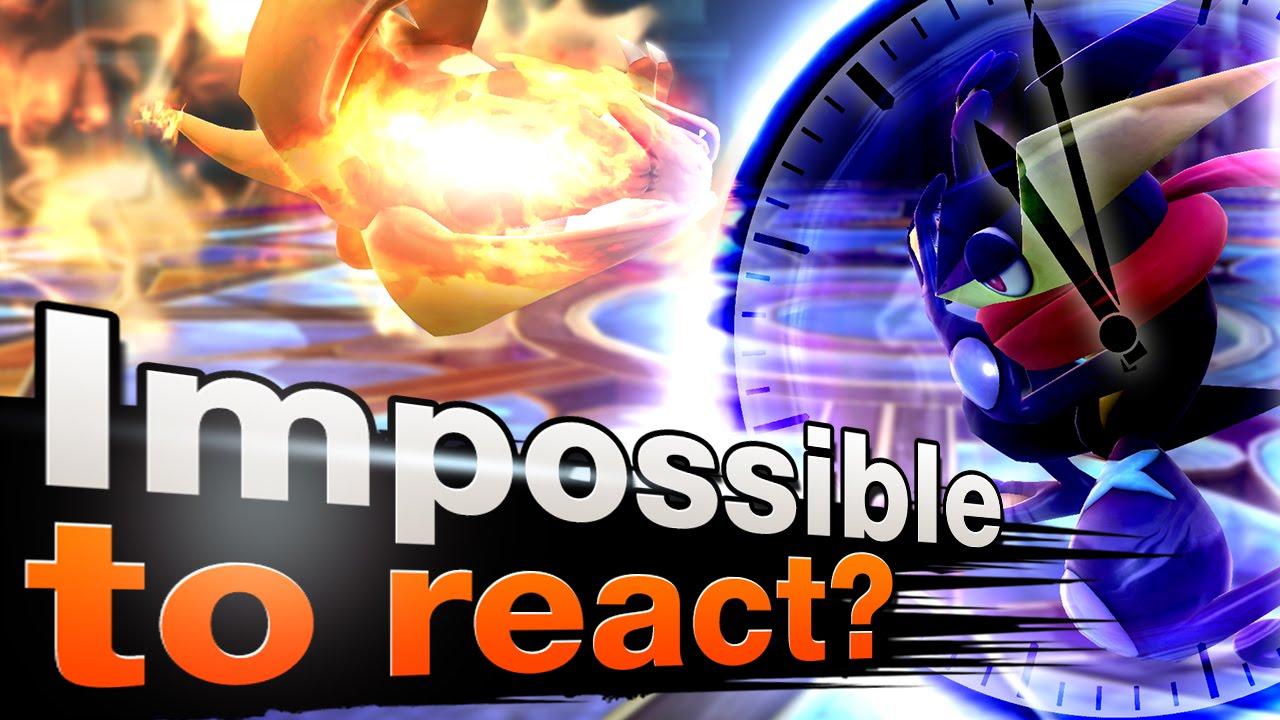 Smash 4 Wii U - Input Delay & Reaction Time