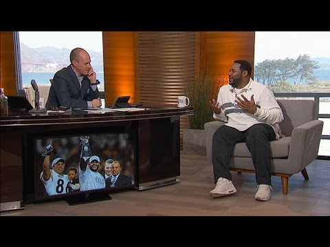 Hall of Famer Jerome Bettis on Notre Dame, Cam Newton, Super Bowl 50 & More - 2/4/16