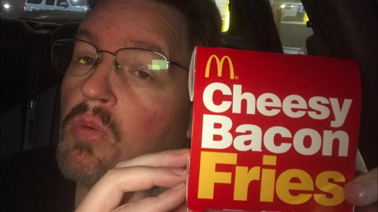What S New Mcdonald S Cheesy Bacon Fries