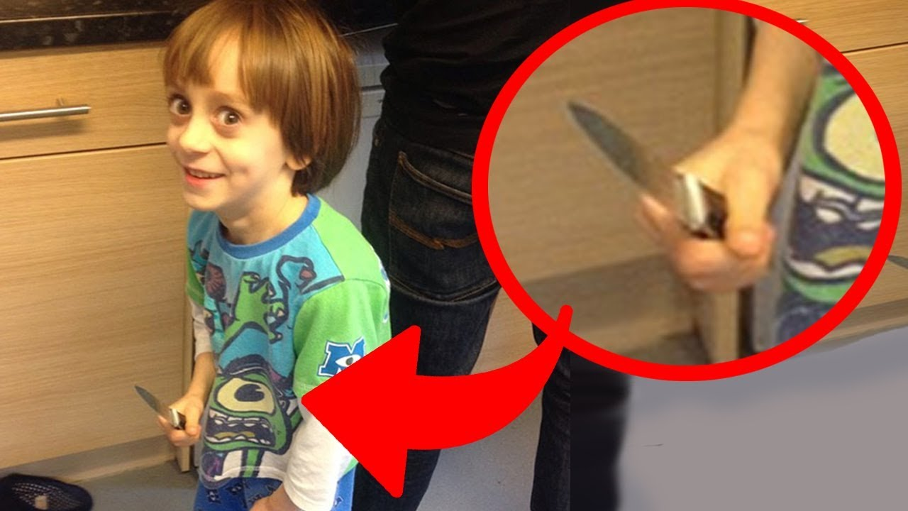 Download Creepiest Things Kids Have Said To Their Parents!