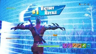 "FORTNITE First Win con STAGE 2 ""HYBRID"" SKIN (""NINJA"" OUTFIT Showcase) PASE DE BATALLA DE LA TEMPORADA 8"