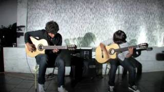 Breaking Bad Season Finale - Freestyle by Taalbi Brothers: teen brothers shred flamenco rock guitar!