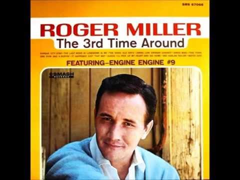 Engine Engine # 9 , Roger Miller , 1965 Vinyl
