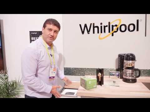 Whirlpool unveils its smart kitchen appliances