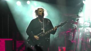 The Cure - alt.end - live Budapest 27.10.2016