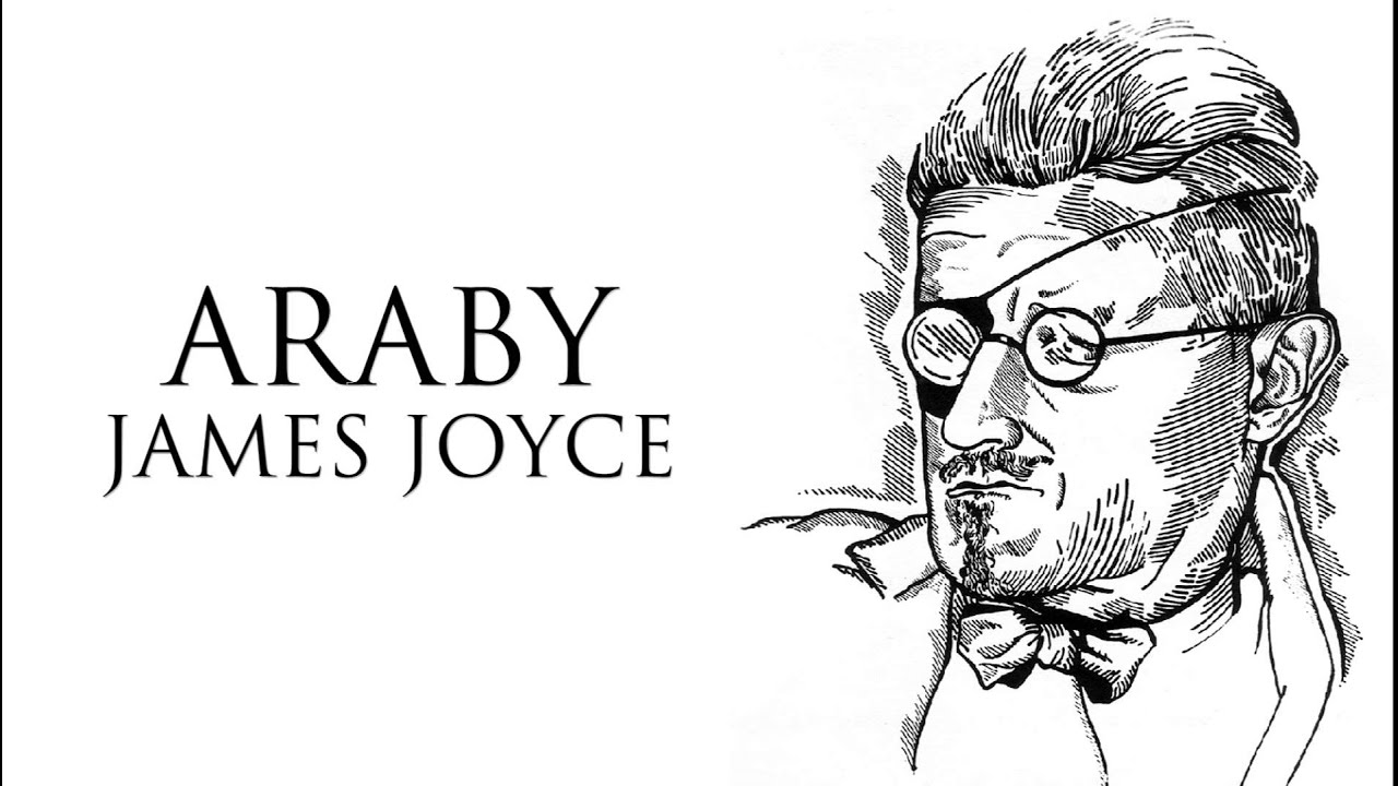 short story araby by james joyce audiobook