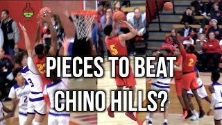 does oak hill academy have the pieces to beat chino hills