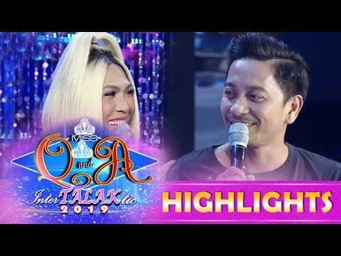 Its Showtime Miss Q & A: Jhong likes the food that Calvin cooked