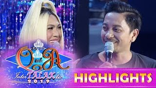 It's Showtime Miss Q & A: Jhong likes the food that Calvin cooked