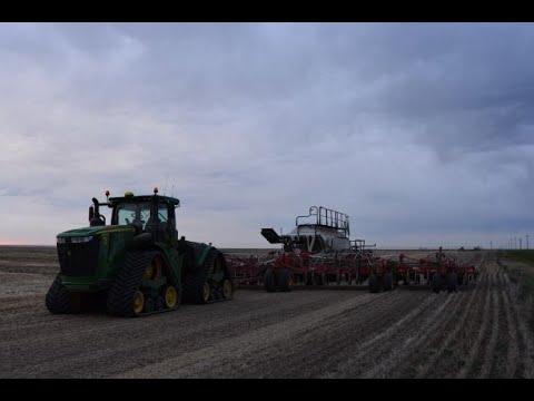 Drivelapse Canada - Alberta Grain Delivery