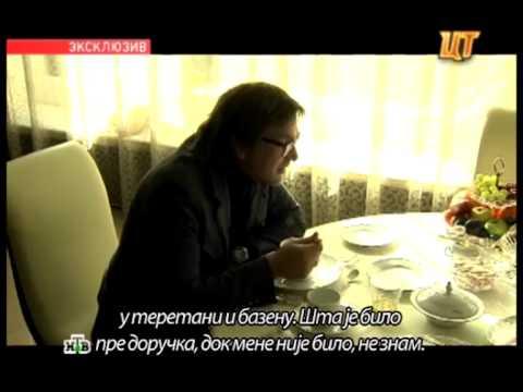 U GOSTIMA KOD PUTINA - srpski prevod/Fakti.org