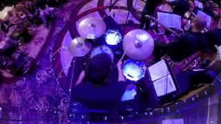 Sing, Sing, Sing - Drum Cam (GoPro)