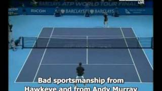 Roger Federer loved by Arabic commentator. Andy Murray? Not so much.