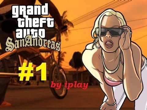 Grand Theft Auto 4 Sanandreas (GTA 4) Gameplay Full by iplay