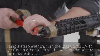 CQB 556, CQB 30 Installation