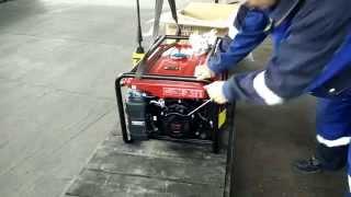 видео Электростанции Elemax
