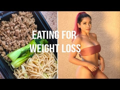 What I Eat In a Day to Lose Weight