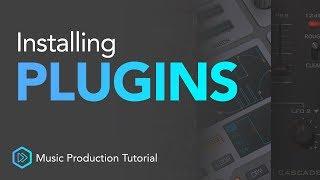 Installing Plugins | Logic Pro X