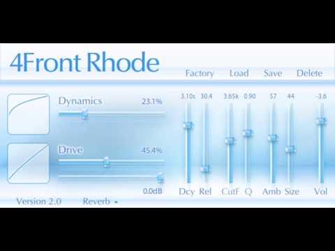 4Front Rhode VST