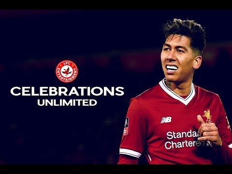 Roberto Firmino - Celebrations Unlimited - Liverpool FC