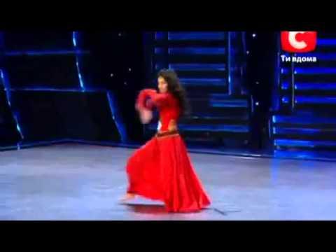 Риди Шейк Фарзана   Танцуют все 5 Одесса 07 09