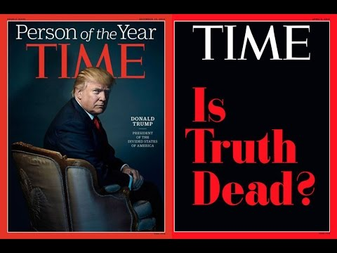 Image result for time magazine the death of truth