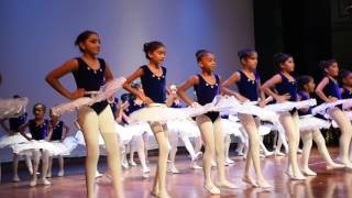 FROZEN INTRODUCTION BALLET DANCE  BY SAS DANCE COMPANY KIDS