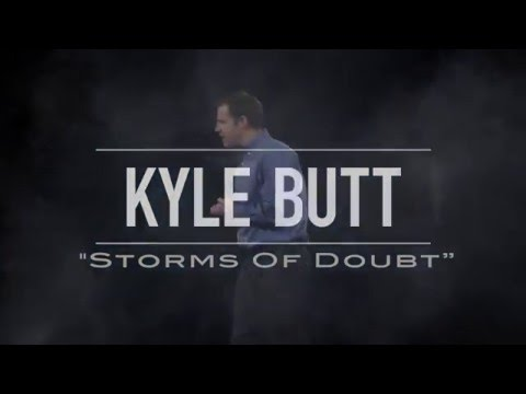 "KYLE BUTT  ""Storms of Doubt"""