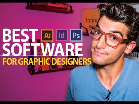 What is the Best Software for Graphic Designers?