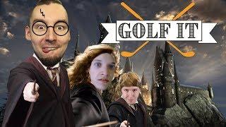 PODRÓŻ PRZEZ HOGWART | GOLF IT! #29