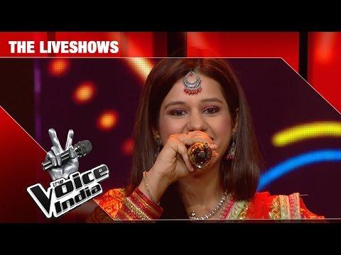 Neha Khankriyal - Pardesiya | The Liveshows | The Voice India S2