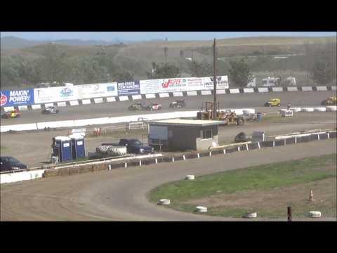 WSDCA Santa Maria Speedway 4-27-14 Sunday Main